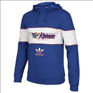 Kansas Jayhawks Royal adidas Originals BTC Hooded Sweatshirt