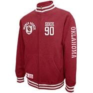 Oklahoma Sooners Cardinal Double Coverage Jacket