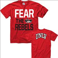 UNLV Runnin Rebels Red Fear T-Shirt