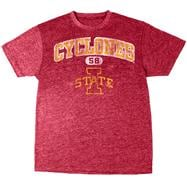 Iowa State Cyclones Cardinal Heather Arch T-Shirt