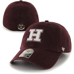 Harvard Crimson '47 Brand Crimson Franchise Fitted Hat