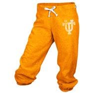Tennessee Volunteers adidas Orange Women's Big Better Logo Cropped Capri Pants
