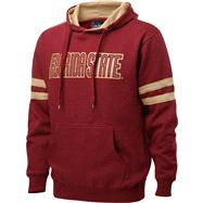Florida State Seminoles Burgundy Special Tater Pullover Hooded Sweatshirt