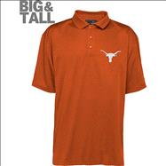 Texas Longhorns Big & Tall Polo Shirt