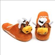 Texas Longhorns Youth Mascot Slipper