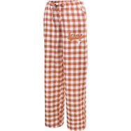 Texas Longhorns Women's Paramount Flannel Pants