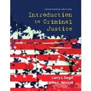Introduction to Criminal Justice,9781285069012