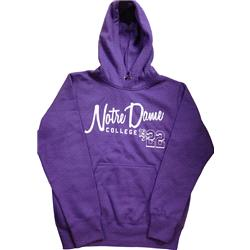 NDC Ladies Classic Hooded Sweatshirt - Orchid