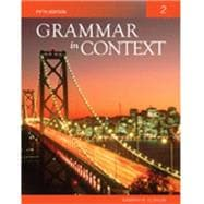 Grammar In Context 2,9781424079018