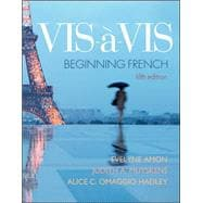 Audio CD program to accompany Vis-&#224;-vis: Beginning French