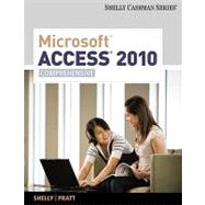Microsoft Access 2010 : Comprehensive,9781439079027