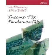 Income Tax Fundamentals 2006,9780324399028