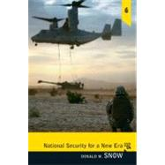 National Security for a New Era,9780205779031