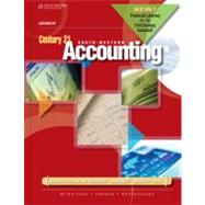 Century 21 Accounting Advanced, 2012 Update