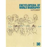 Encyclopedia of World Biography: A - Z, 9781414459059  