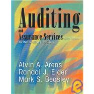 Auditing and Assurance Services: An Integrated Approach,9780131079069