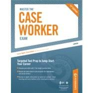 Peterson's Master the Case Worker Exam,9780768929089