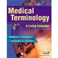 Medical Terminology : A Living Language,9780131849105