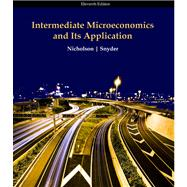 Intermediate Microeconomics and Its Application,9780324599107