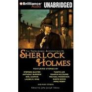 The Improbable Adventures of Sherlock Holmes: Library Edition,9781441839107