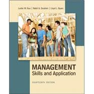 Management: Skills &amp; Application