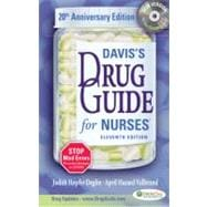 Davis's Drug Guide for Nurses, 11e, w/ Resource Kit CD-ROM