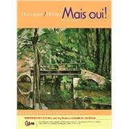 Student Activities Manual for Thompson's Mais Oui!,9780618949120
