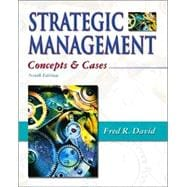 Strategic Management : Concepts and Cases