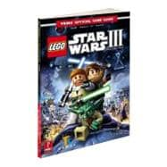 Lego Star Wars III : The Clone Wars,9780307469137