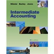 Intermediate Accounting (Book Only),9780324659139
