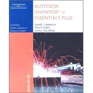 Autodesk Inventor 11 Essentials Plus (Book with CD-ROM)