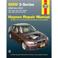 BMW 3-Series 2006 Thru 2010 : 325i, 325xi, 330i, 330xi (2006..., 9781563929144