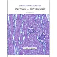Laboratory Manual for Anatomy and Physiology,9780805359145