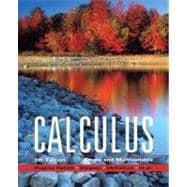 Calculus: Single and Multivariable, 5th Edition,9780470089149