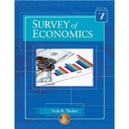Study Guide for Tucker's Survey of Economics