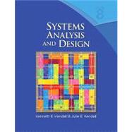 Systems Analysis and Design, 9780136089162  