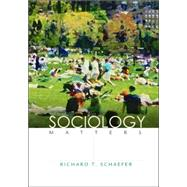 Sociology Matters (NAI)