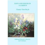 Days and Hours in a Garden, 9781847539168