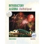 Introductory Algebra : A Real-World Approach,9780073309170