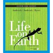 Life on Earth Custom Core and Companion Website Access Card Package