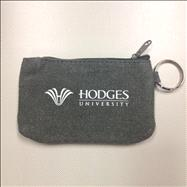 Hodges Zipper ID Holder - Smoke