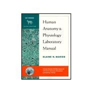 Human Anatomy & Physiology Lab Manual (CAT)(UPD),9780805349191