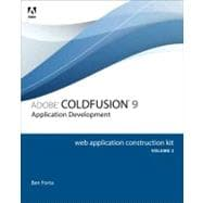 Adobe ColdFusion 9 Web Application Construction Kit, Volume ..., 9780321679192  
