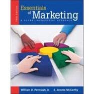 MP Essentials of Marketing w/ Student CD-ROM & Apps 2005,9780073049205