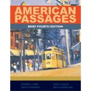 American Passages A History of the United States, Brief,9780495909217