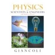 Physics for Scientists & Engineers Vol. 1 (Chs 1-20) with MasteringPhysics,9780136139232
