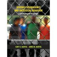 Juvenile Delinquency and Antisocial Behavior A Developmental Perspective,9780131599253