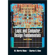 Logic and Computer Design Fundamentals,9780131989269
