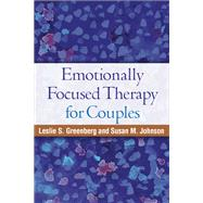 Emotionally Focused Therapy for Couples, 9781606239278  