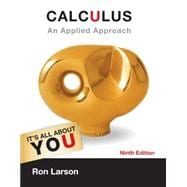 Calculus : An Applied Approach, 9781133109280
